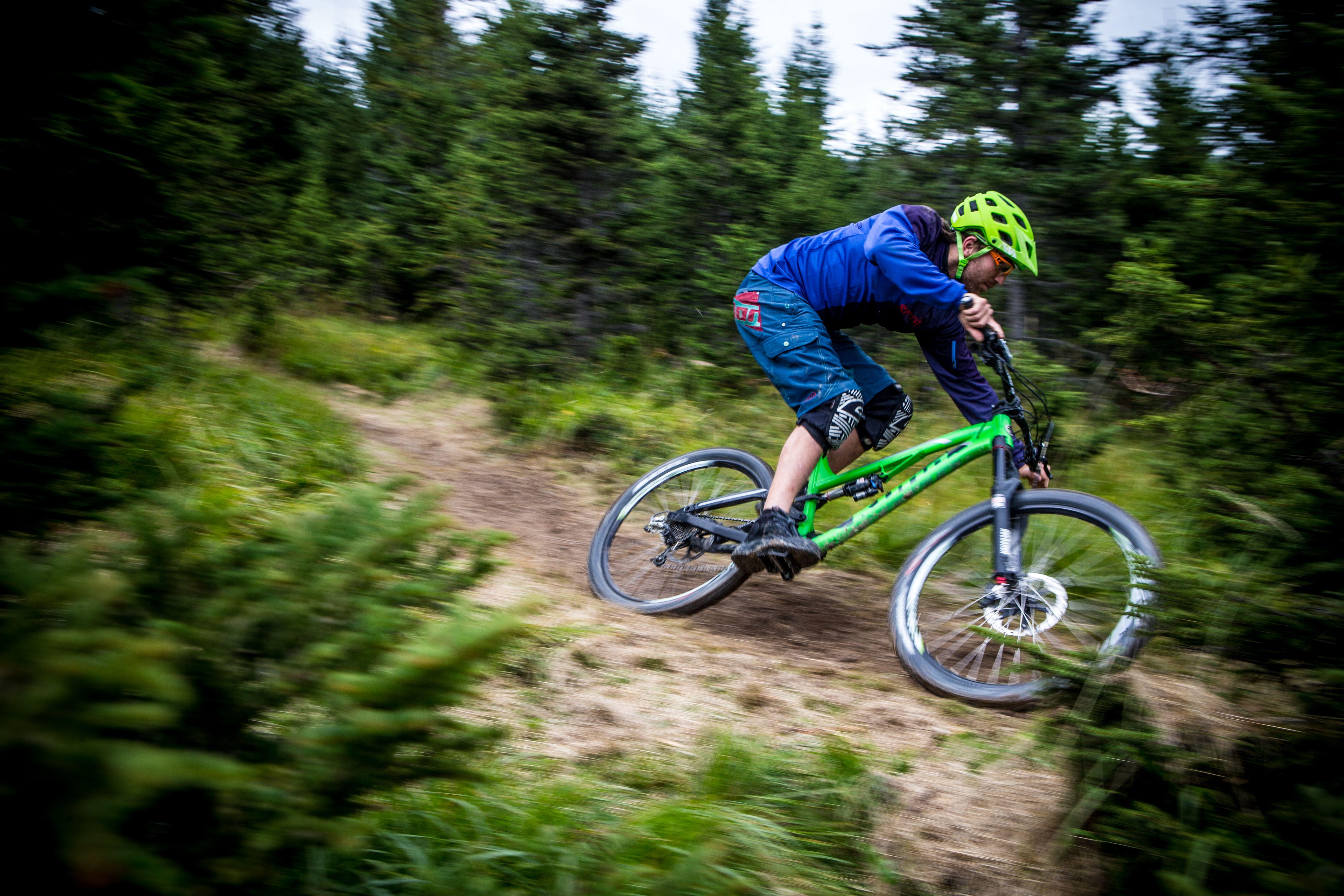Mountainbiken in Serfaus-Fiss-Ladis