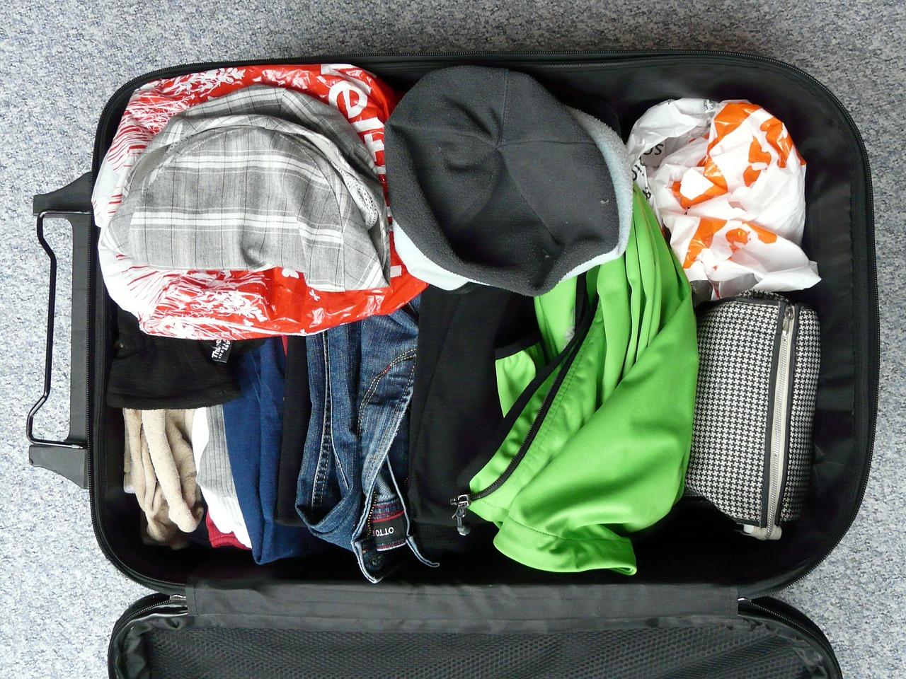 Packen für den Urlaub in Serfaus-Fiss-Ladis