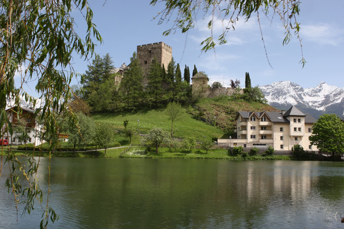 Burg Laudegg in Serfaus-Fiss-Ladis